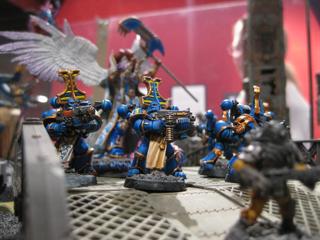 Ultramarines Army 3++ is the new black. ...
