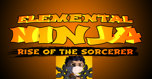 ELEMENTAL NINJA V4 APK+ DATA FULL