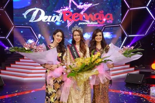 Pemenang Utama Dewi Remaja 2014/2015