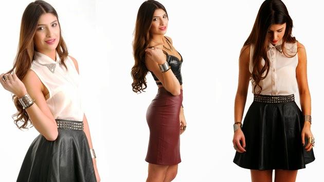 mujeres hipster vestidos