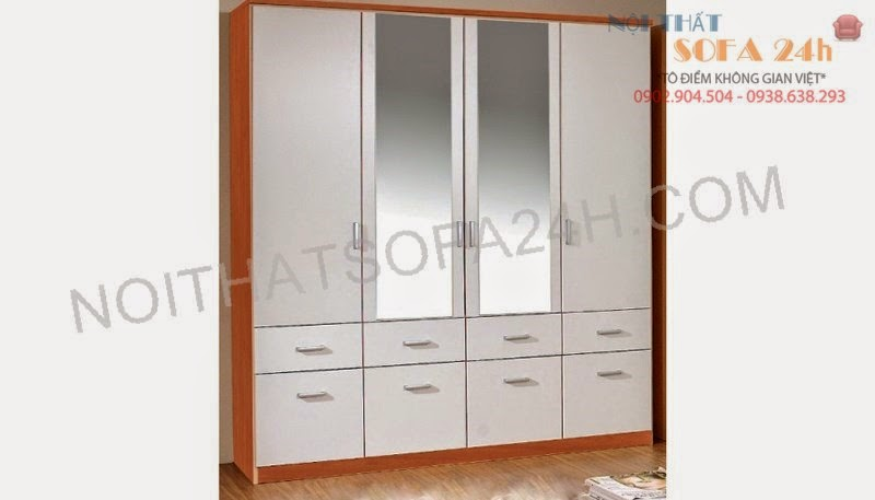 Tủ áo TA084