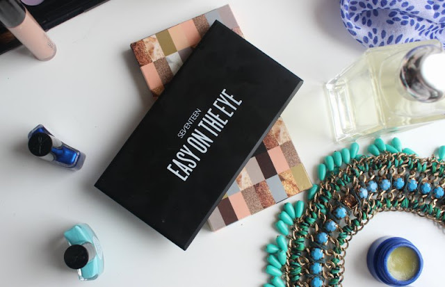 Seventeen Easy on the Eye Birthday Suit Palette Review