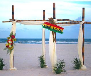 The Islander Beach Wedding