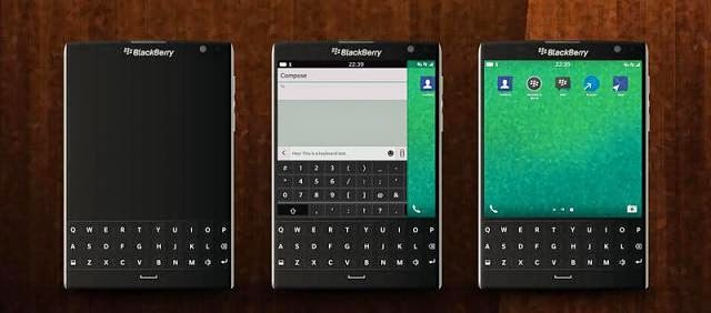 Blackberry Passport Smartphone, check all specifications here