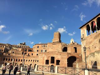 Forum de trajan - Rome