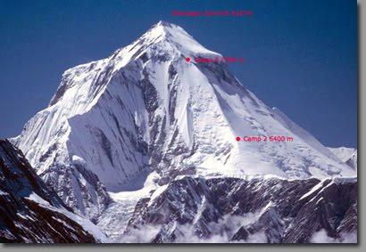 Gunung Tertinggi di Dunia - Puncak Gunung Tertinggi di Dunia