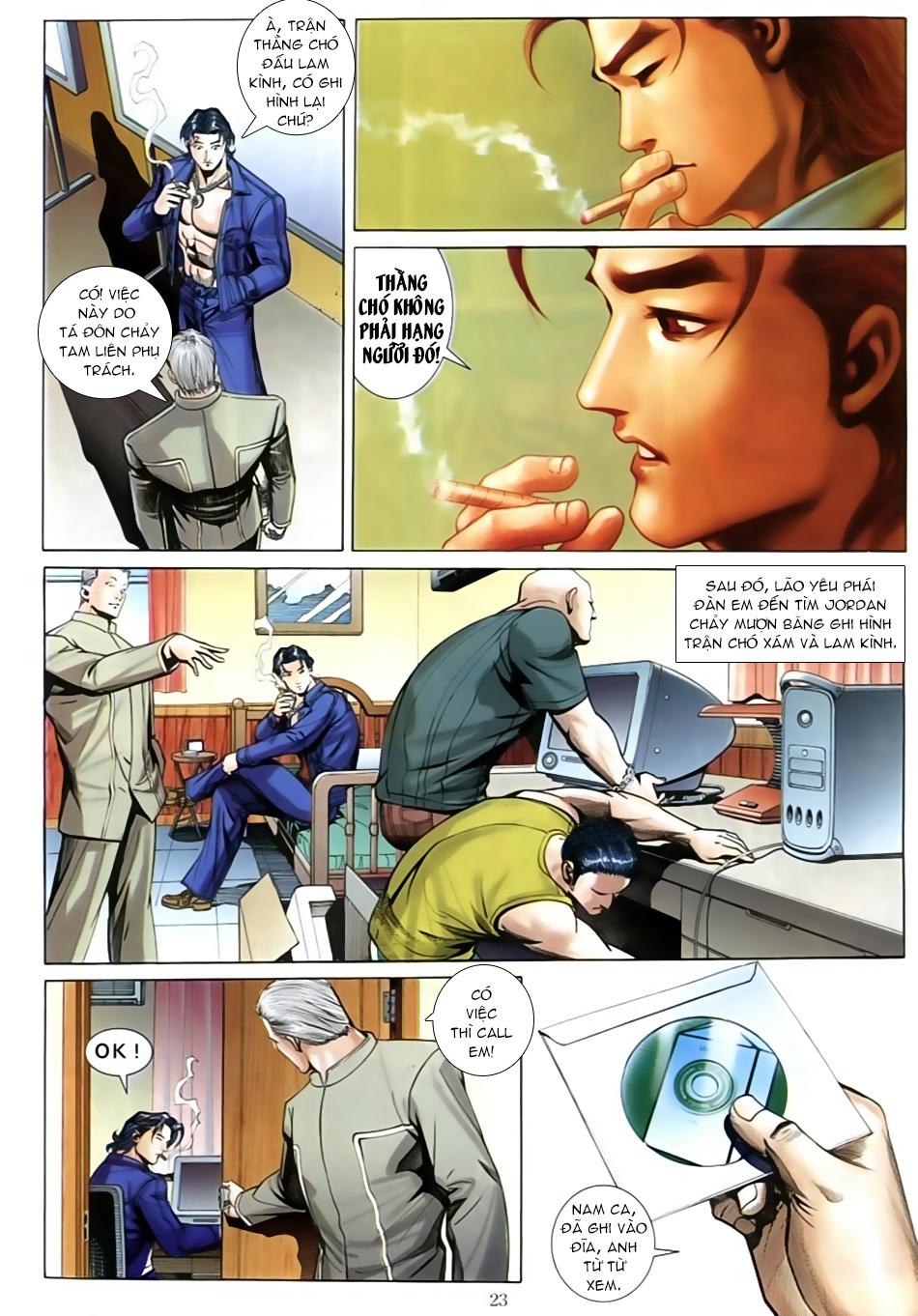 Người Trong Giang Hồ Chap 597 - Truyen.Chap.VN