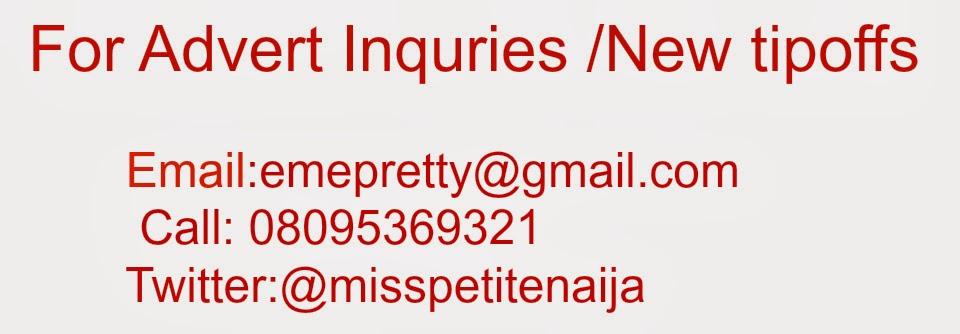 Contact Miss Petite Nigeria