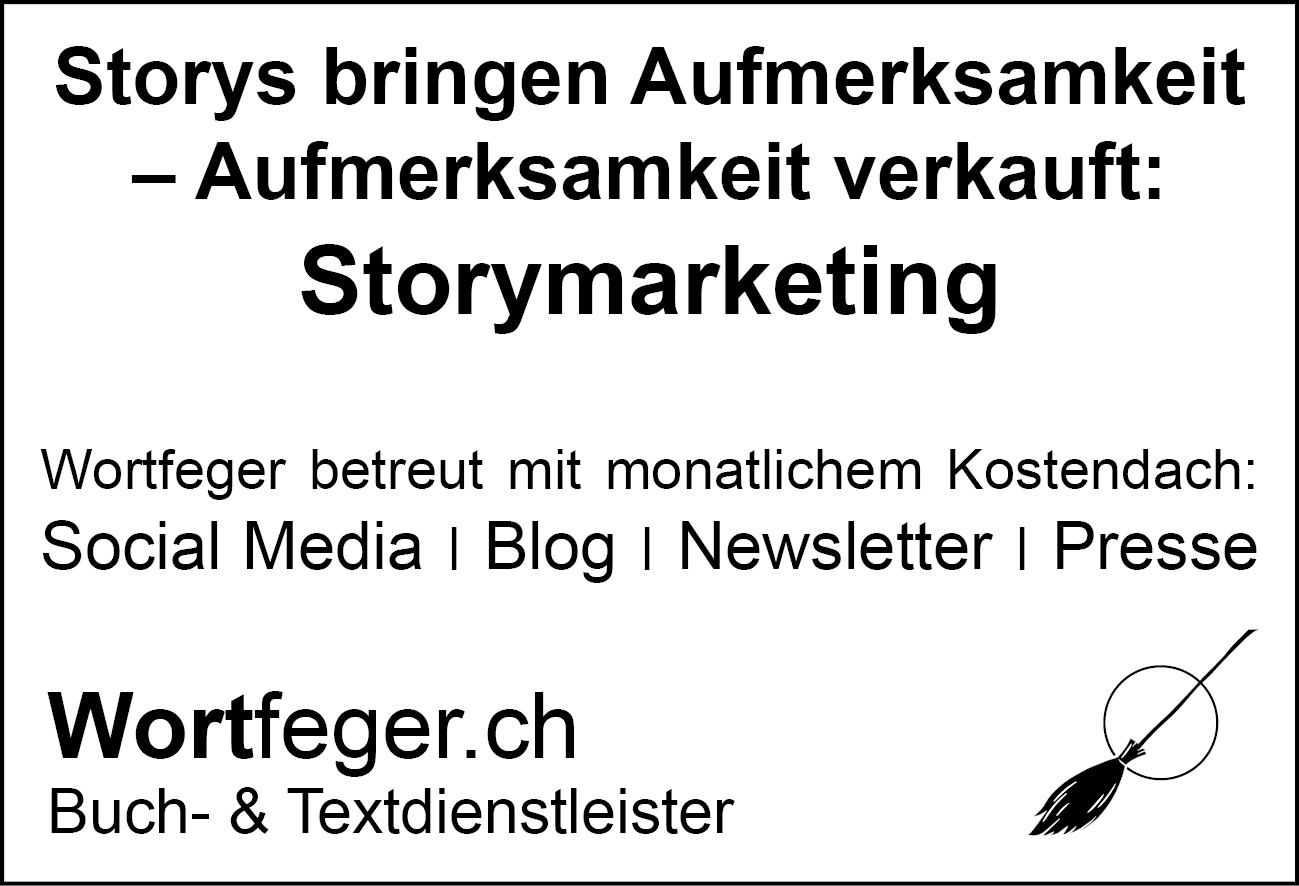 Storymarketing by Wortfeger