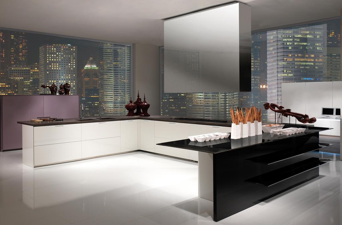 Minimalismo y modularidad cocinas con estilo for Diseno de cocinas minimalista