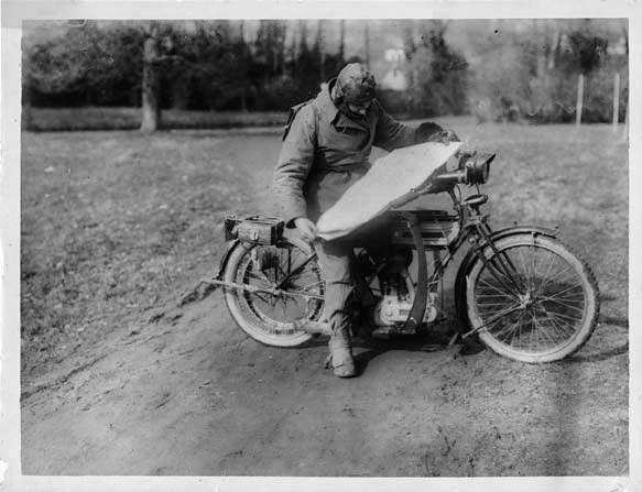 British-Dispatch-Rider