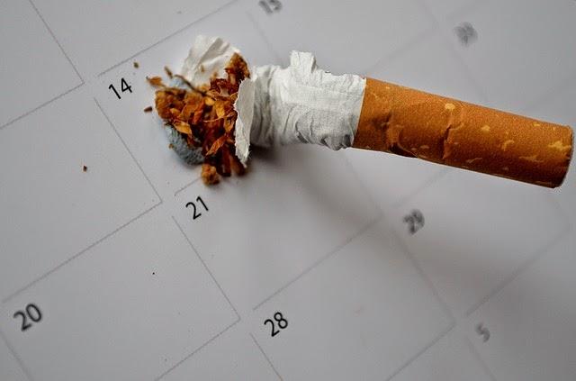 Berhenti merokok sebabkan tambah berat badan ?