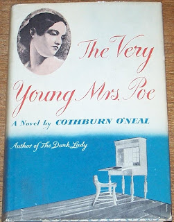 The Very Young Mrs Poe a novel of Virginia Clemm Poe