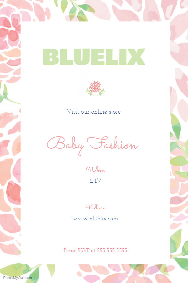 Bluelix Baby Store