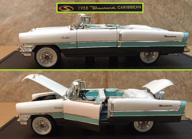 1955 Packard Caribbean Convertible ~
