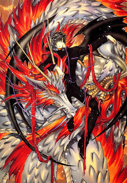 x series,clamp,anime wallpaper