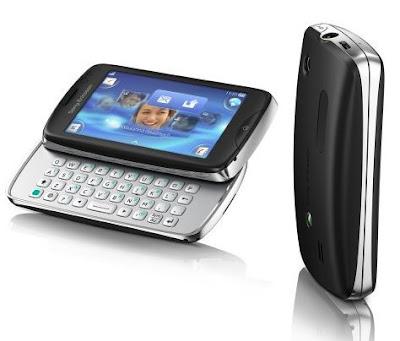 Spesifikasi Sony Ericsson TXT Pro