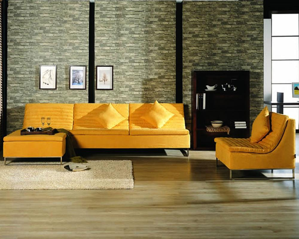 Here is the best colors for living room with brown furniture ideas doisa cordes - Furniture for yellow walls ...