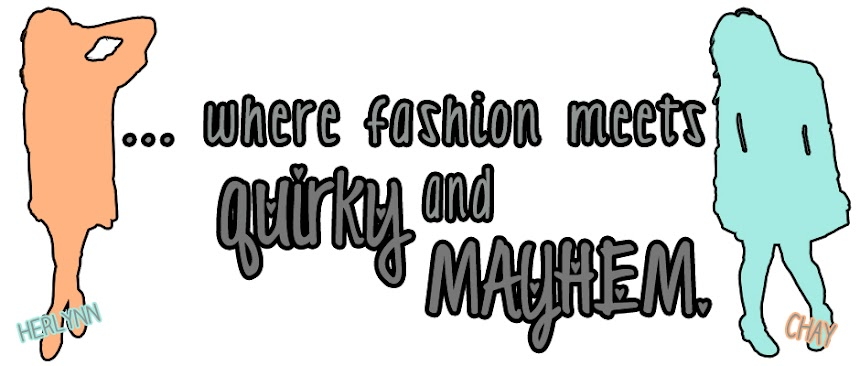 ...where fashion meets quirky and mayhem.
