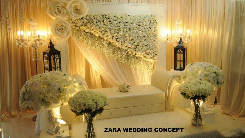 Zara wedding concept majlis pertunangan seema mini pelamin canopy by zwc posted by zara wedding junglespirit Images