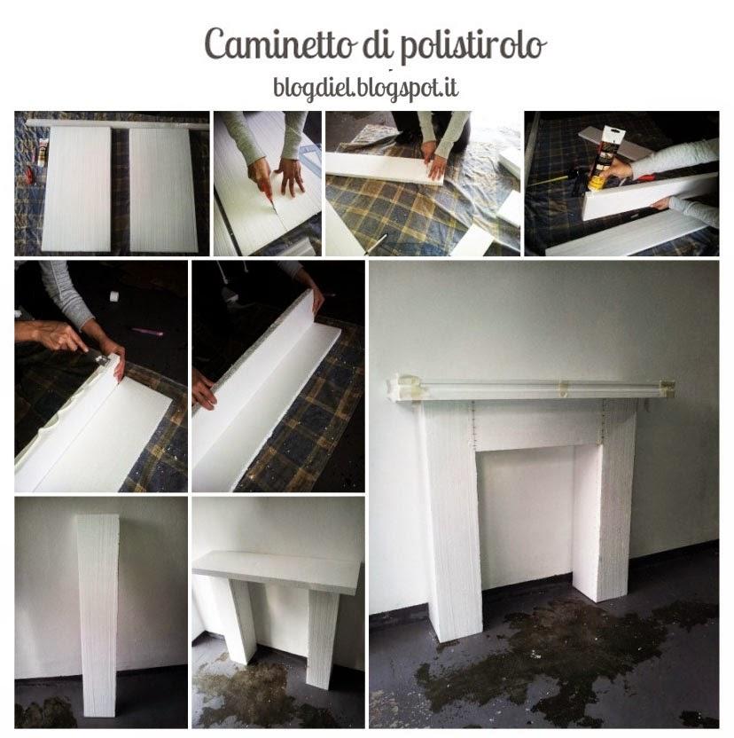 Il blog di el cornice caminetto finto in polistirolo for Polistirolo prezzi