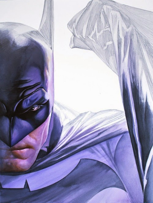Batman por Alex Ross