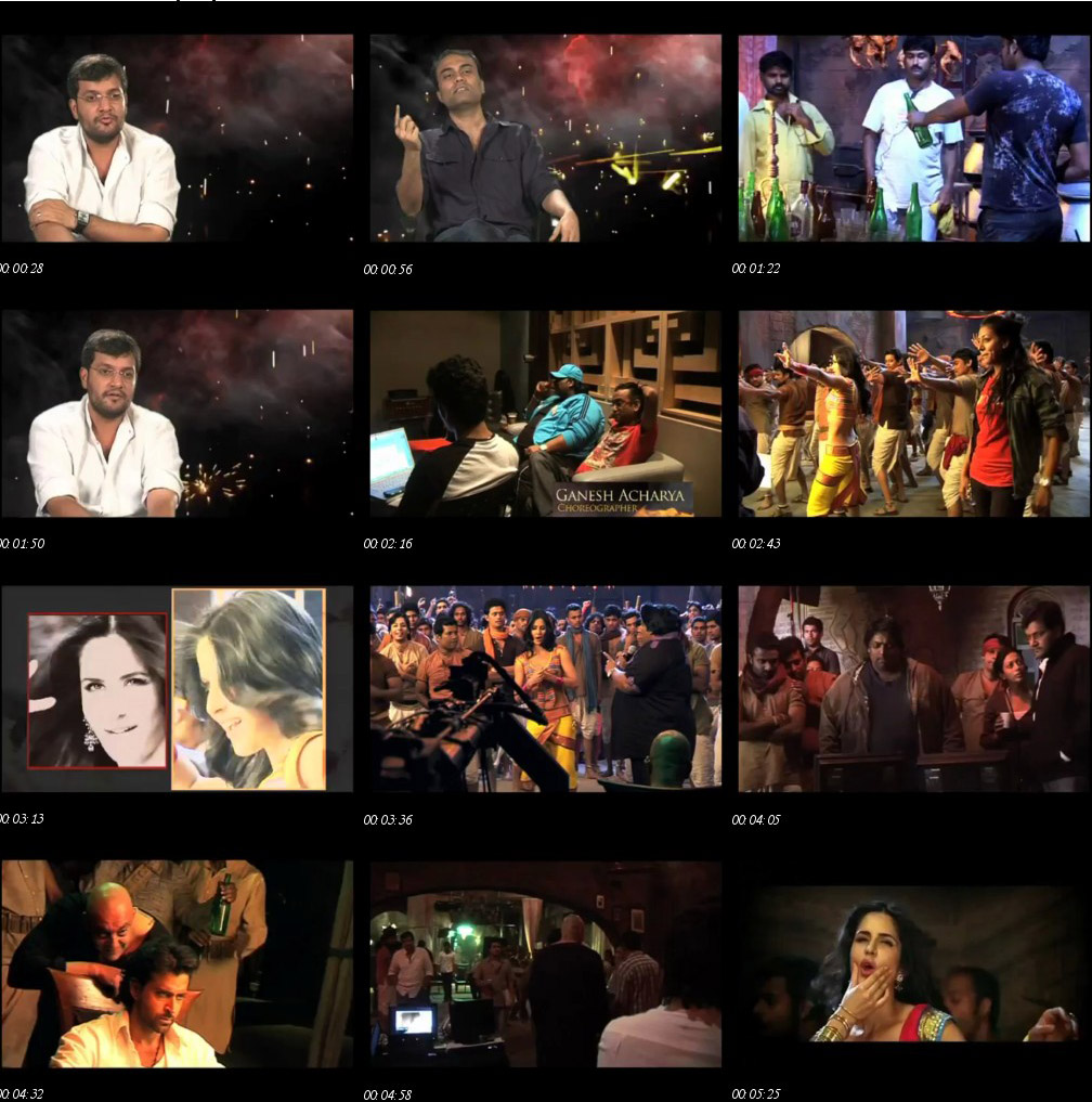 Making Of  Chikni Chameli (Agneepath 2012) Video Download Mp4 Format