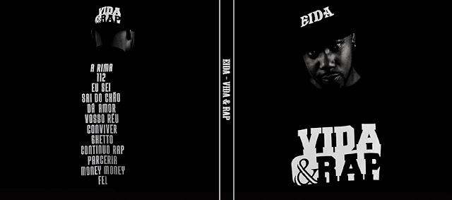Edson Trindade (Eida) vai lançar o álbum Vida & Rap brevemente
