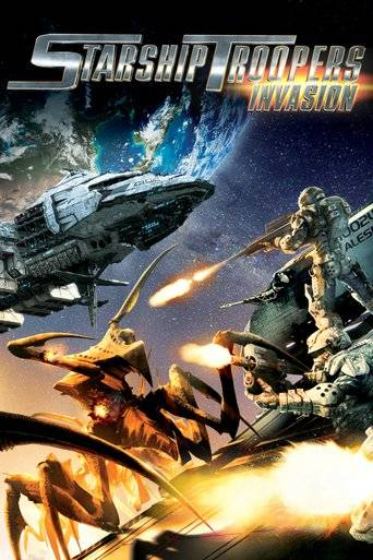 Starship Troopers : Invasion (2012) tainies online oipeirates