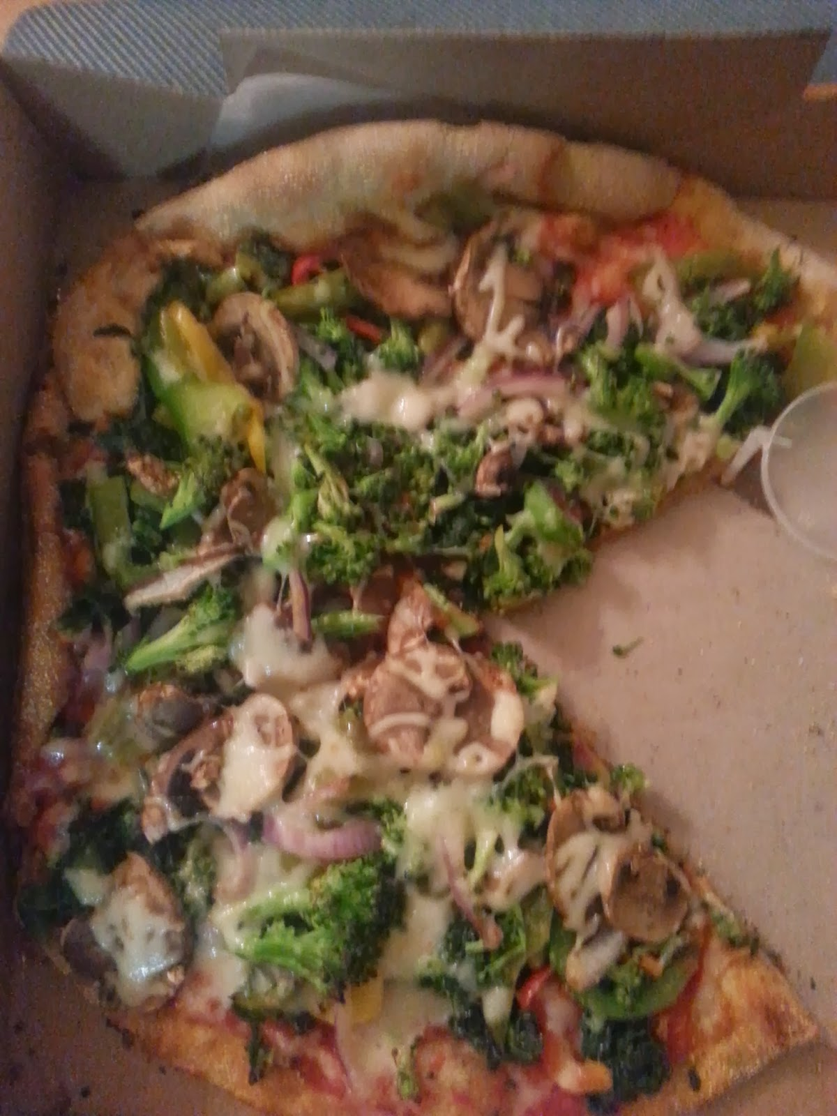 Veggie-Pizza