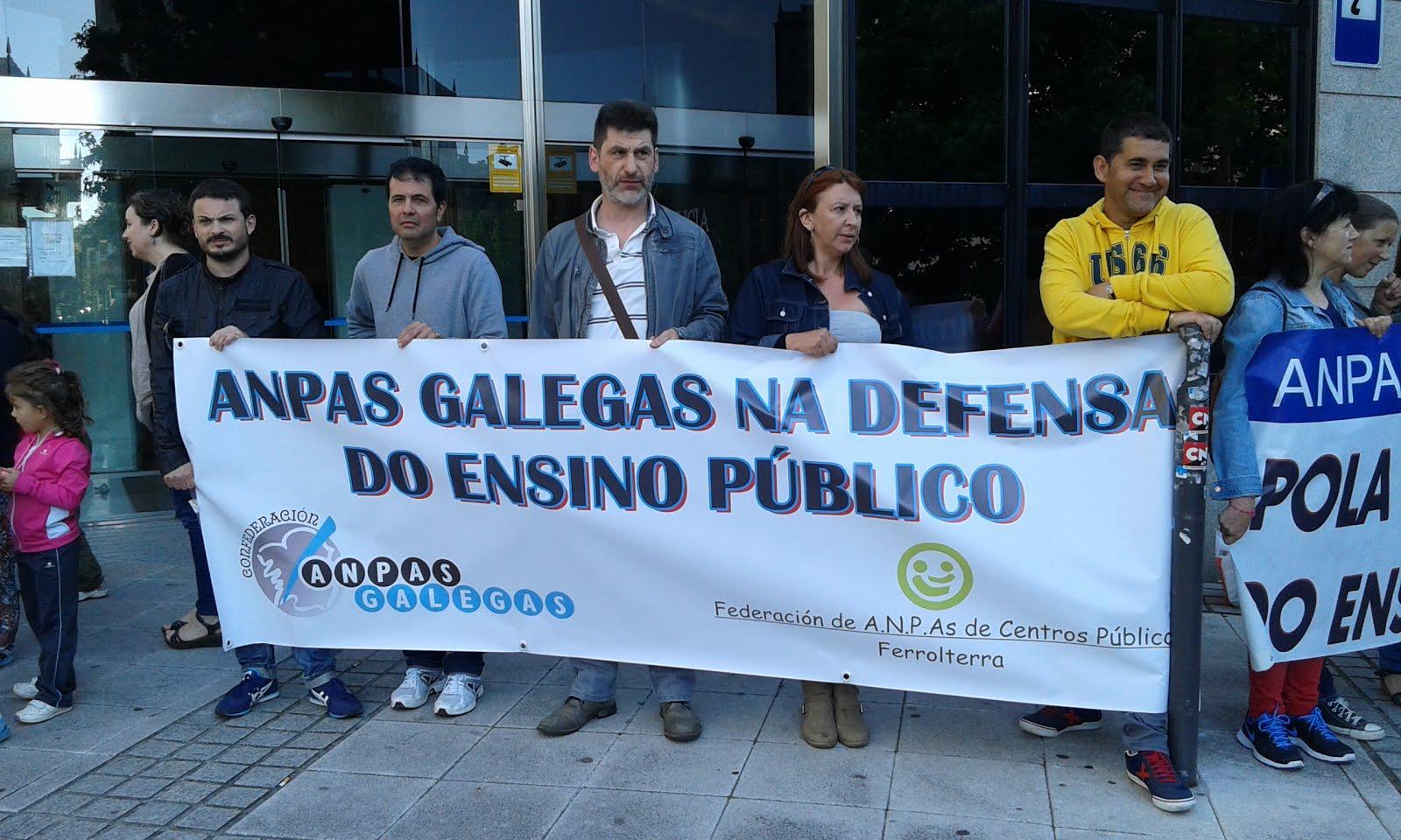 Defensa Ensino Público.-