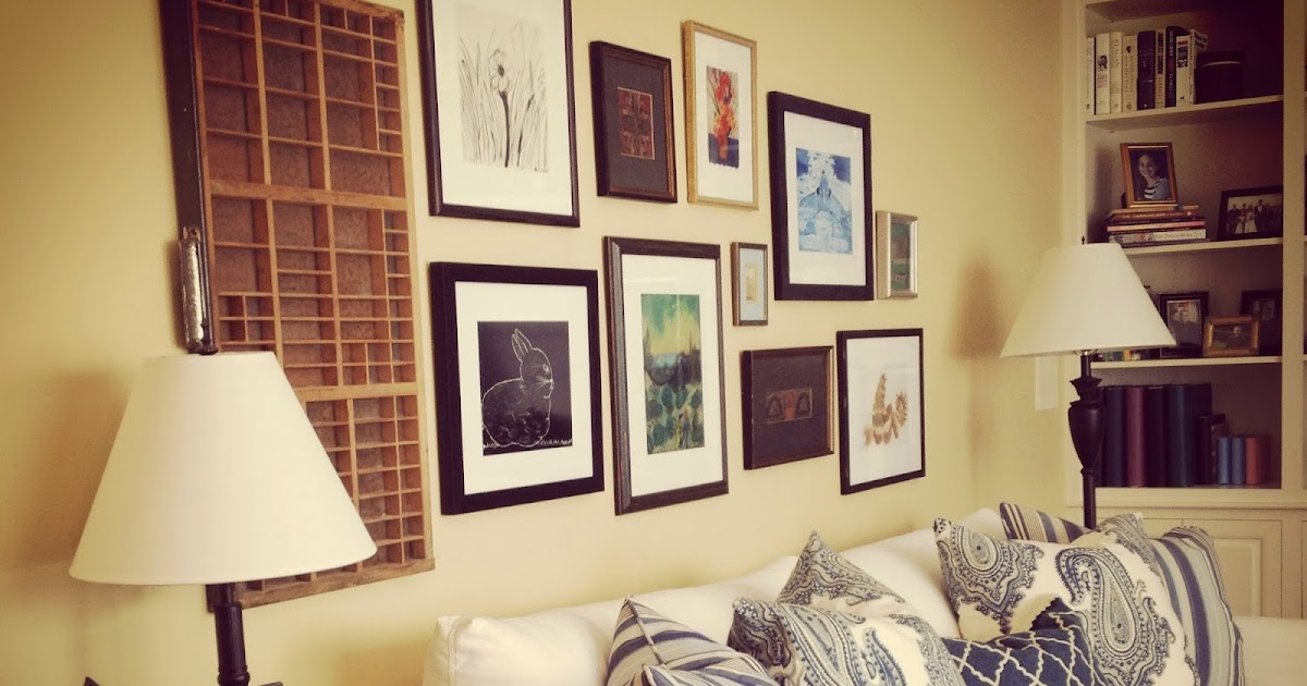 A Gallery Wall Is Always The Answer Forever Cottage