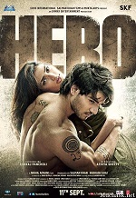 Watch Hero (2015) DVDRip Hindi Full Movie Watch Online Free Download