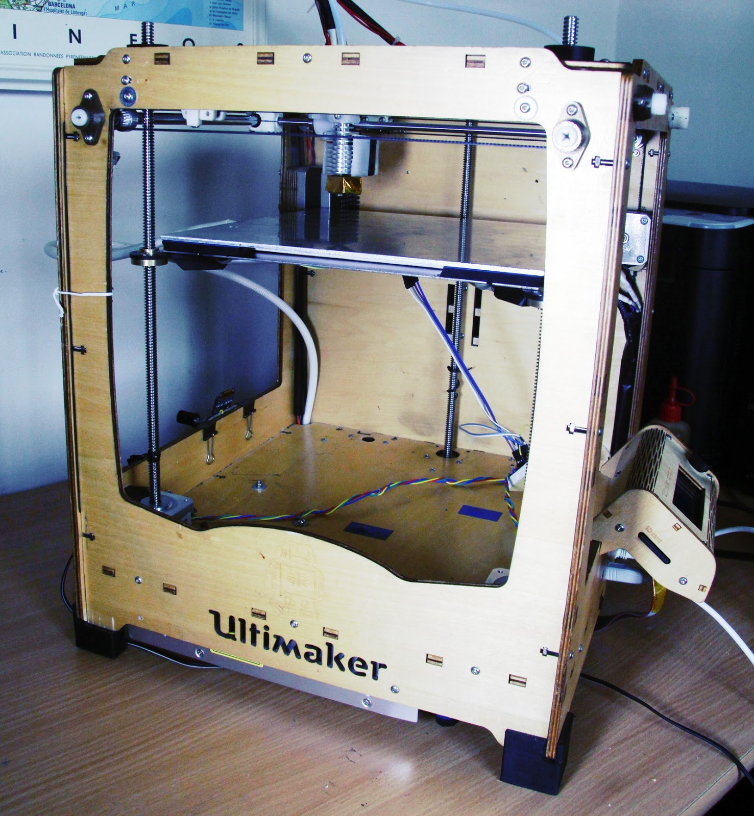 3d Printer Improvements Tribed A Fully Automatic Bed