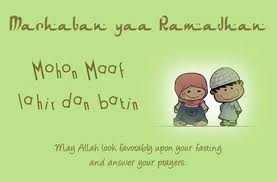 Gambar Foto Foto Ucapan Selamat Bulan Puasa Ramadhan