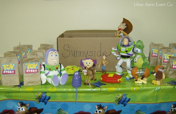 Toy Story Birthday Party Supplies