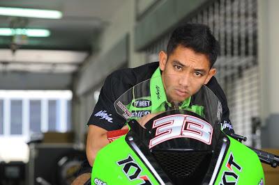 Yudhistira Gabung Honda Tahun Depan Demi Bisa Masuk MotoGP