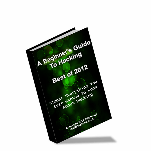 █►  ◕OFFICIAl◕  A Beginner's Guide To Hacking◄█  Mwh-bestof2012+vfx
