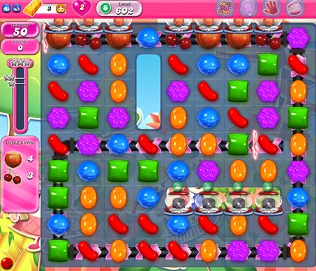 Candy Crush Saga 602