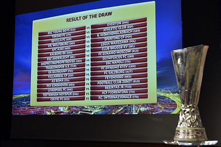 Keputusan Undian Liga Europa 2014/ 2015