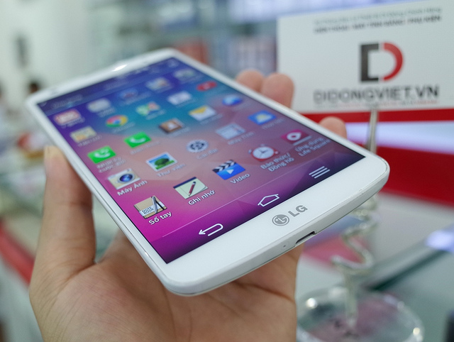 Có chăng sự xuất hiện của LG G Pro 3?