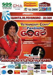 Evento Paulinho Gogó da praça é nossa do SBT