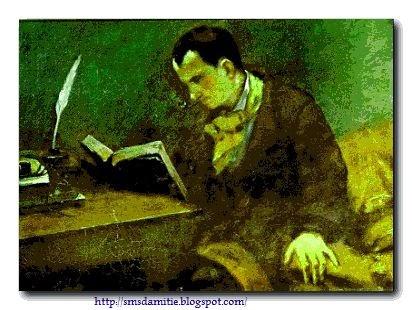 Poeme d'amitié Charles Baudelaire