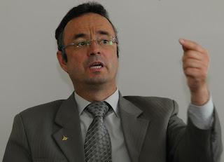 Bispo Renato Andrade, Secretário do Entorno de Brasília