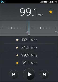 FM Radio App