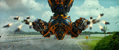 Image of Bumblebee in Transformers Age of Extinction