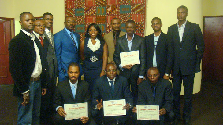 The First Social Entrepreneurship Competition in Cameroon