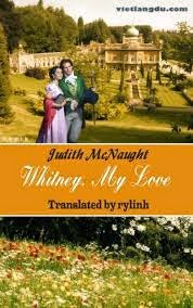 whitney my love pdf free download