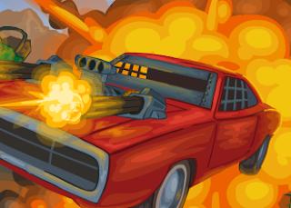 Öfkeli Sürücü ile Hem Yarış Hem Savaş