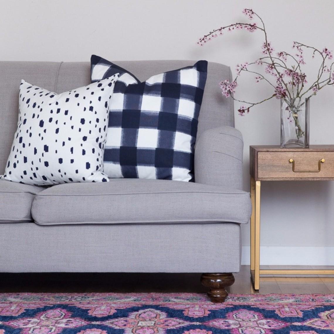 Avery Street Design Blog: family room refresh & caitlin wilson ...
